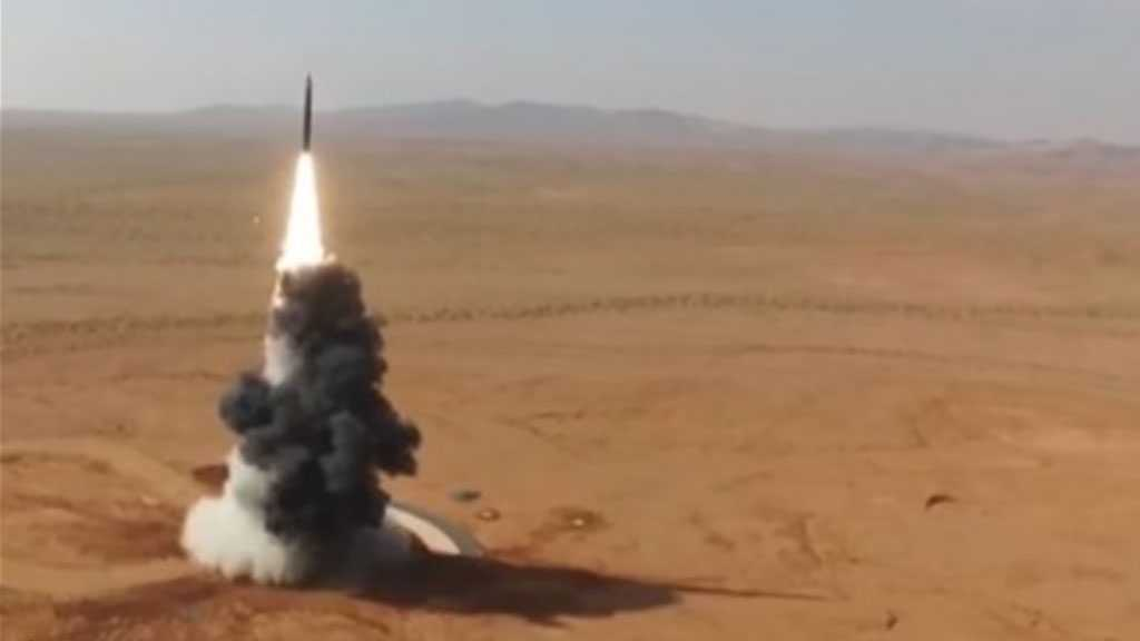 China Tests Two New Missile Warheads
