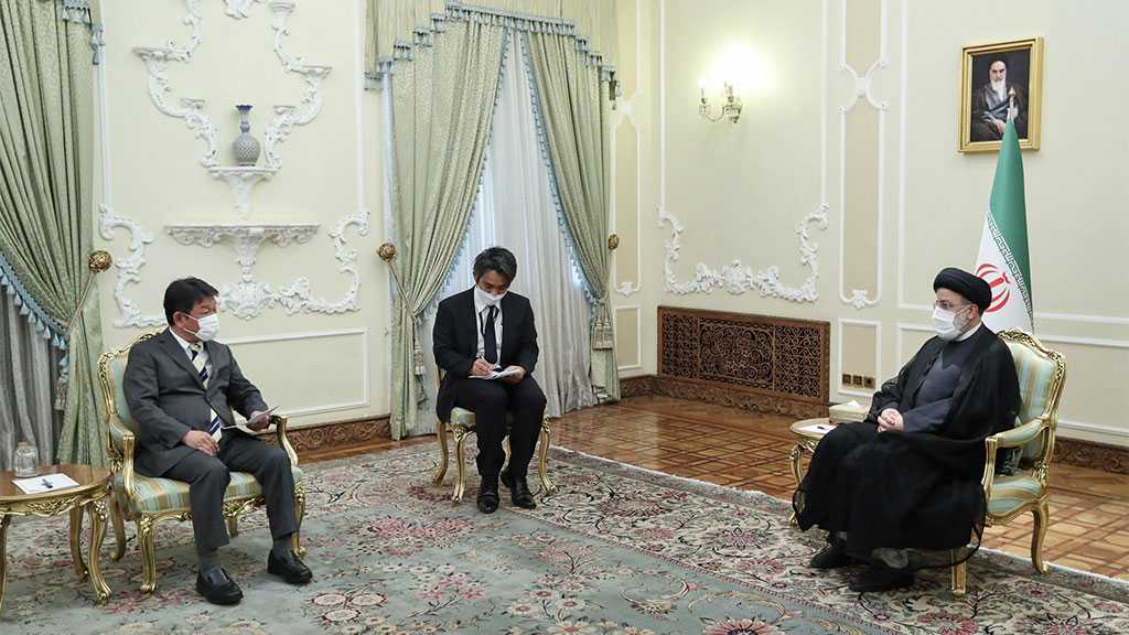 Raisi Slams Delay in Release of Iran's Frozen Assets in Japan as Not Justifiable