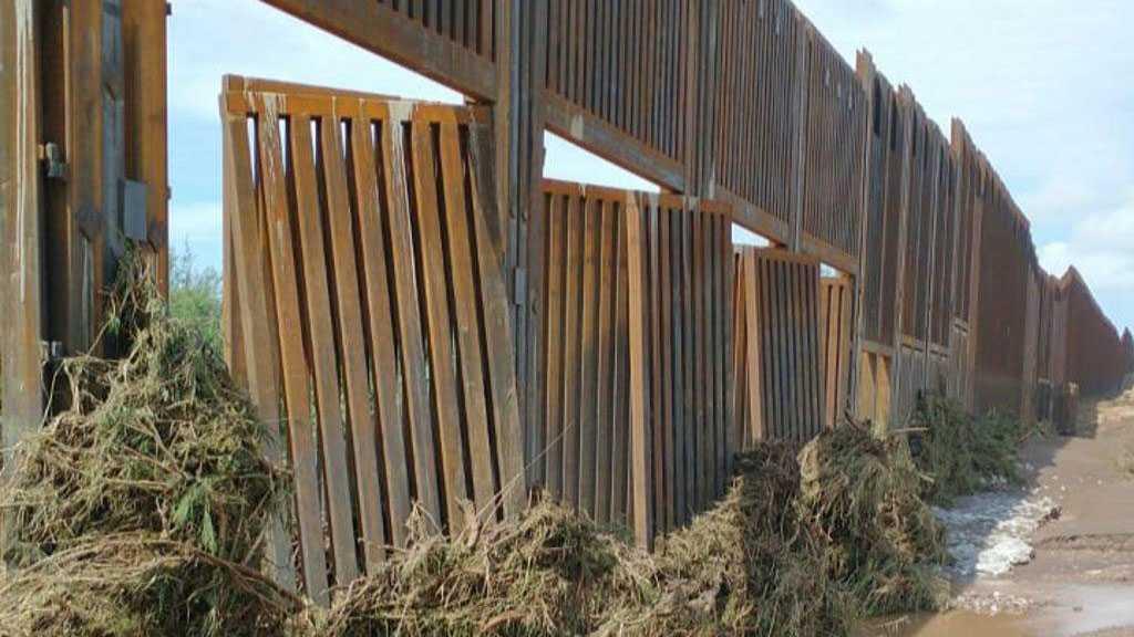 Trump's Border Wall in Severe Disrepair in Arizona – Report