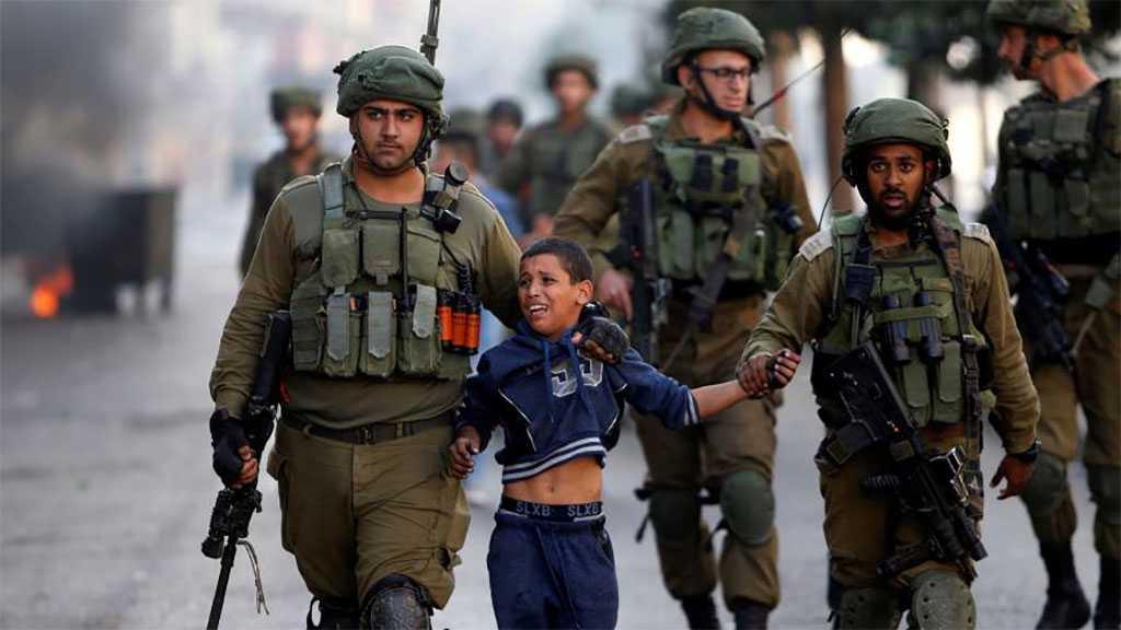'Israel's' Killing Of Palestinian Children