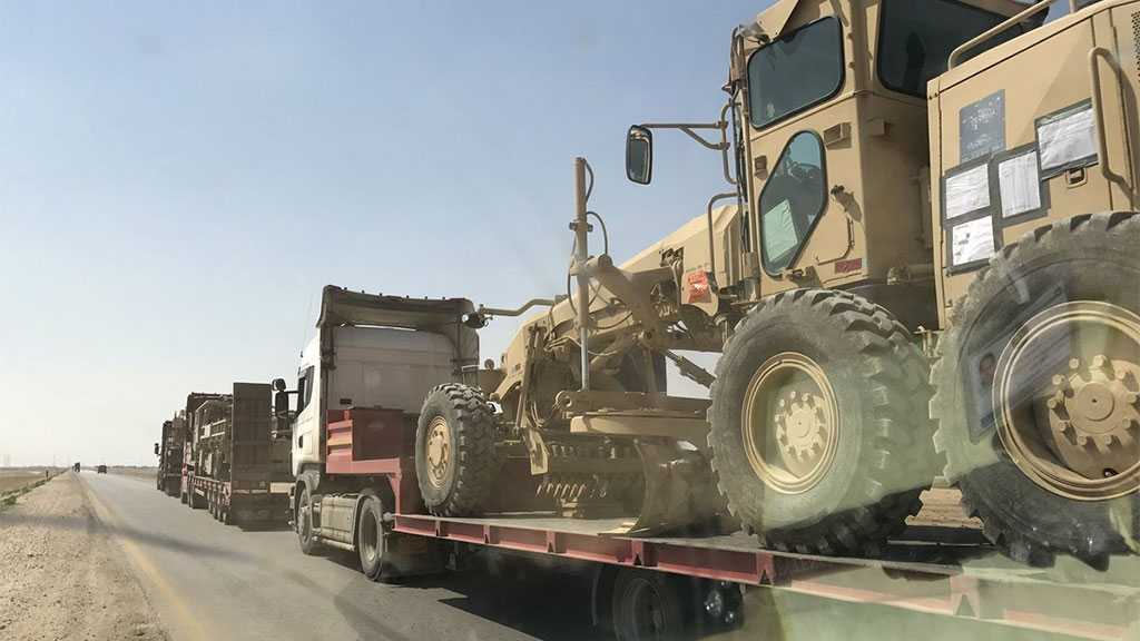 Five US Logistics Convoys Targeted In Iraq
