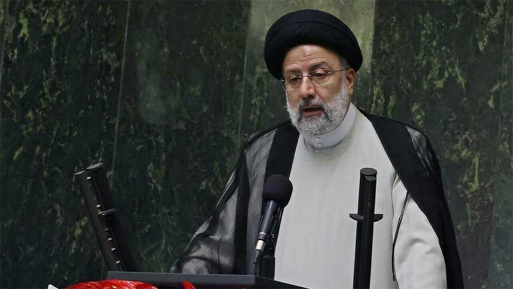 Raisi: Iran to Vigorously Pursue US Sanctions Relief, Not To Tie Economic Growth to It