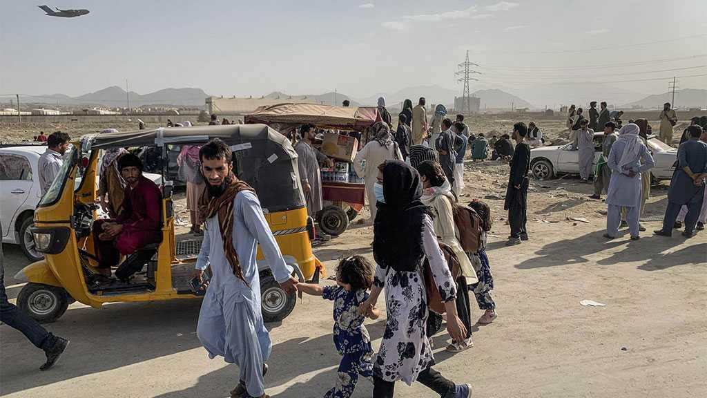 US, Allies Warn Of 'Terror Threat' At Kabul Airport