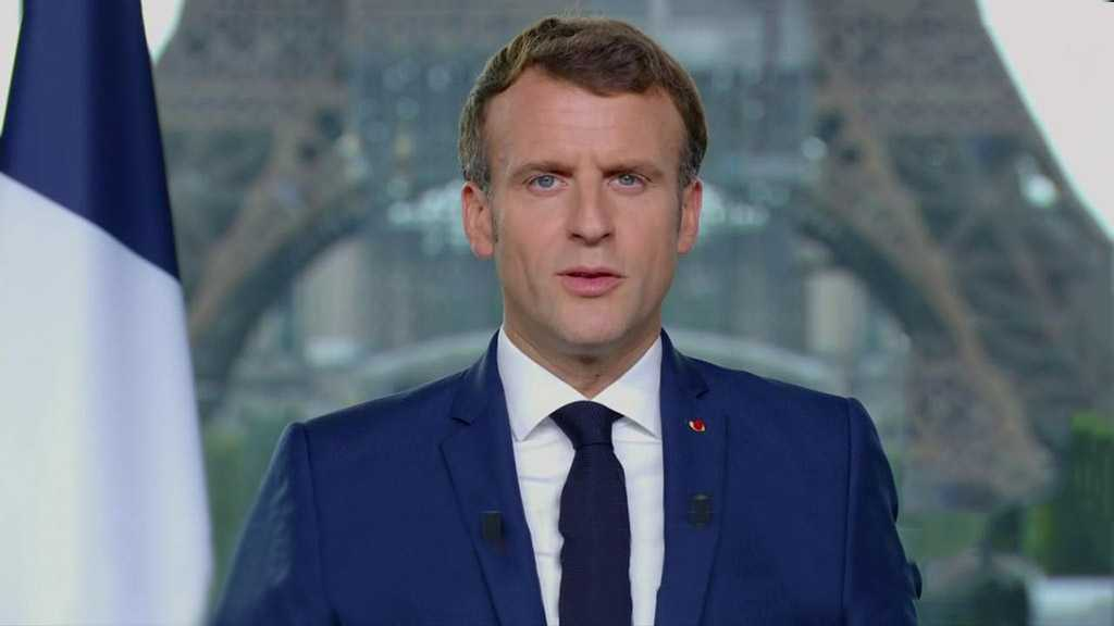 Macron: We Will Do All That We Can to Evacuate Several Hundred More People in Kabul