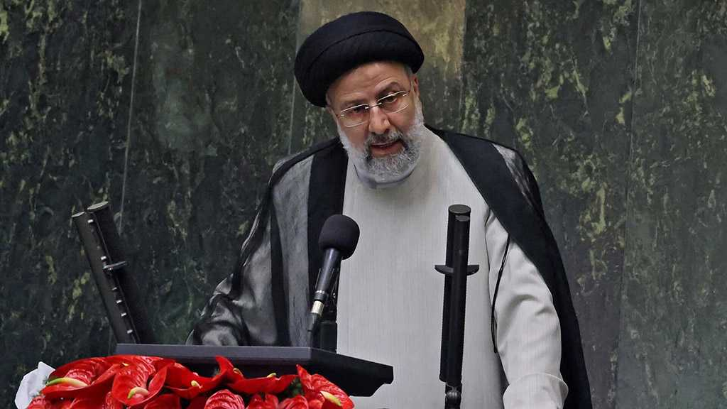 Iran's Raisi Stresses Fighting Grounds of Corruption