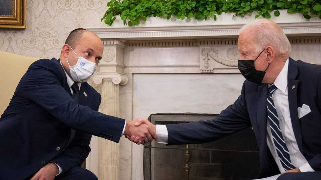 Bennett Meets with Biden at White House After Delay Due to Afghanistan Crisis