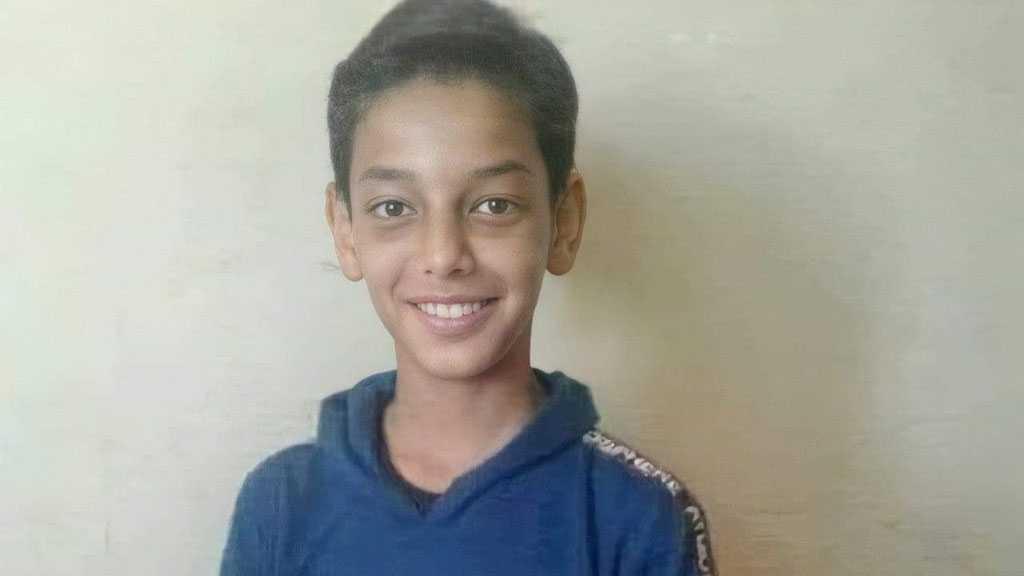 'Israeli' Forces Murder Palestinian Teen Near Gaza Strip Fence
