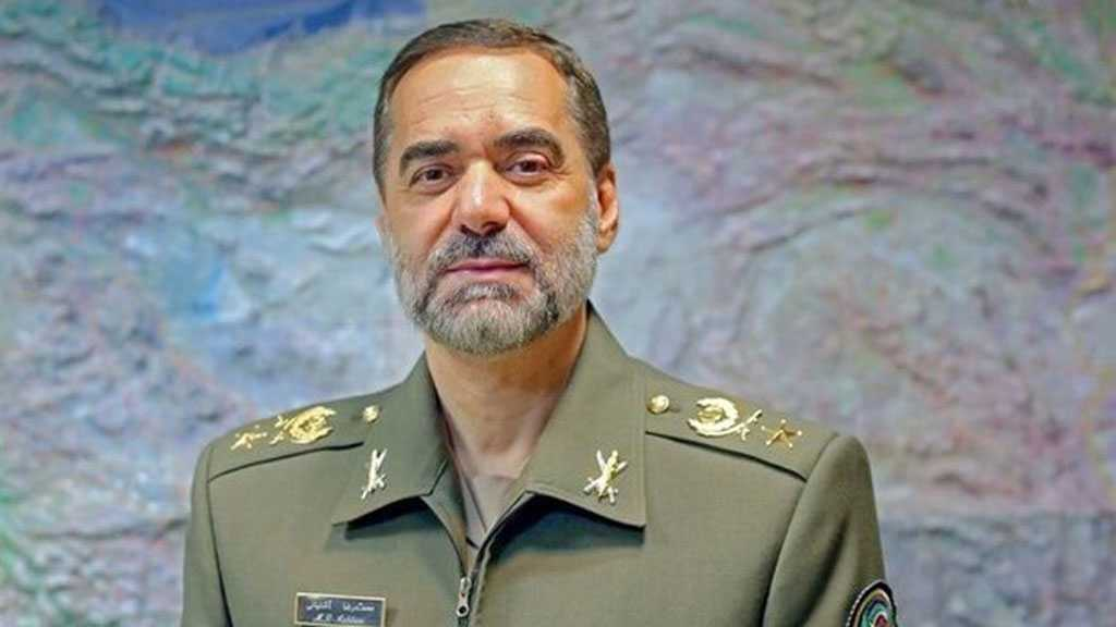 Iran's New Defense Minister: Improving Combat Power, Exporting Defense Products A Priority