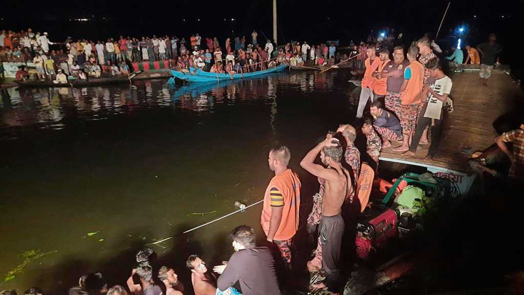 Boat Accident in Bangladesh Leaves At Least 21 People Dead