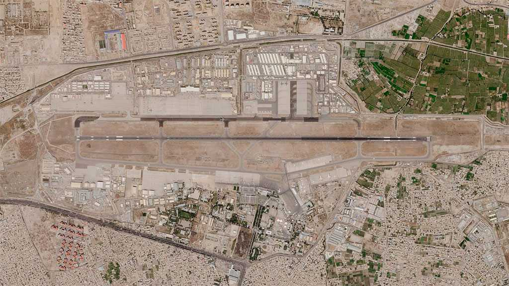 Kabul Airport Struck with Rockets after US Drone Strike