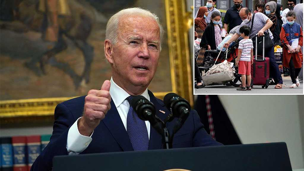 Biden Hails Afghanistan Airlift: Diplomacy will Rescue Those Left behind
