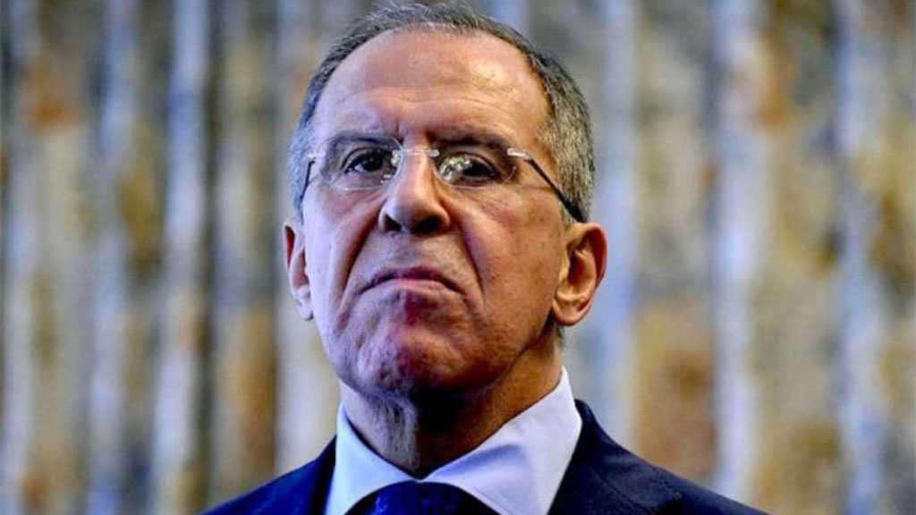 Lavrov: West Openly Used Terrorists to Overthrow Syria's President
