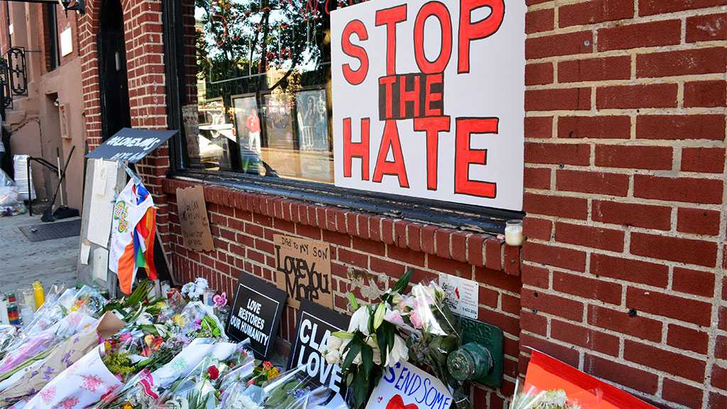 FBI: Hate Crimes in US Rise to Highest Level in 12 Years