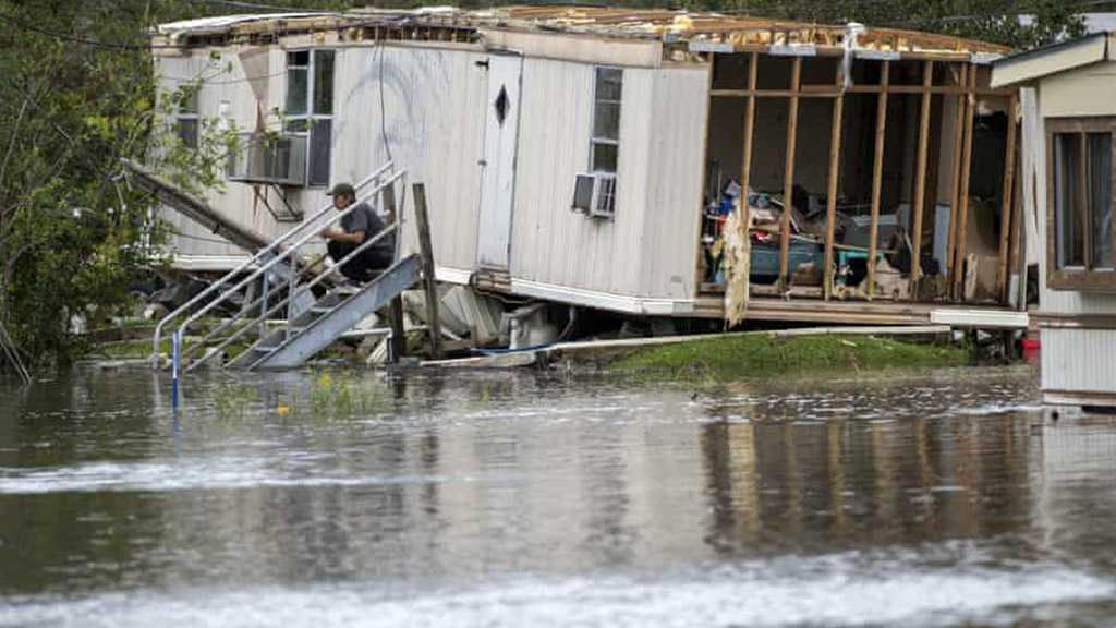 Hurricane Ida: More Than 1m without Power As New Orleans Assesses Damage