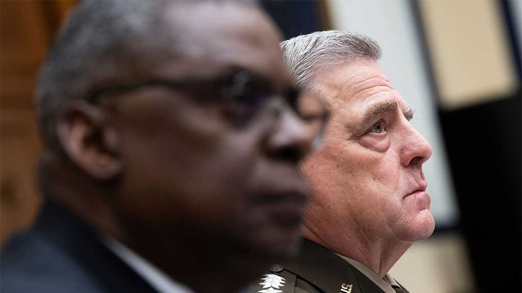 Ninety Retired Generals Call For Austin, Milley to Resign Over US Failed Afghan Withdrawal