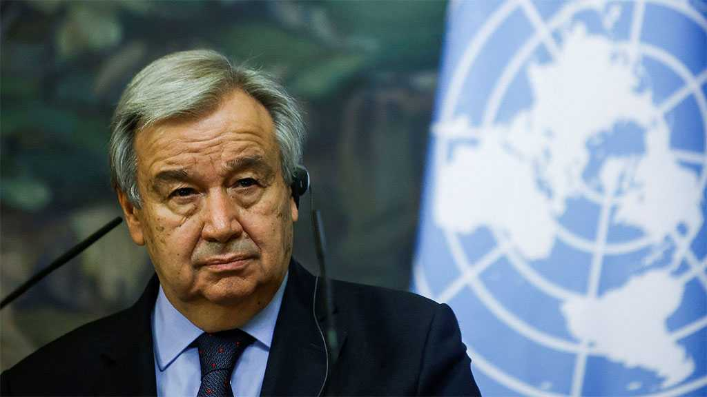 UN Chief Warns Of 'Humanitarian Catastrophe' in Afghanistan, Calls for Funds