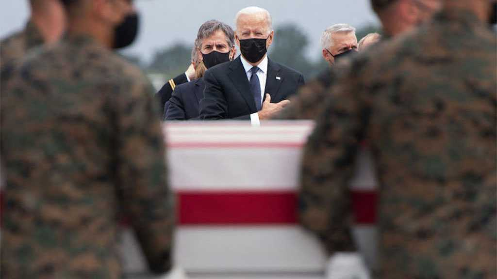 Biden Faces Criticism from Families of 13 Soldiers Killed In Kabul Attack