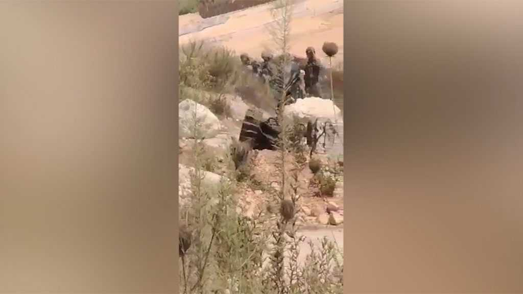 'Israeli' Robot Overturns During Mission to Inspect 'Suspicious Plastic Bag' Along Lebanon Border