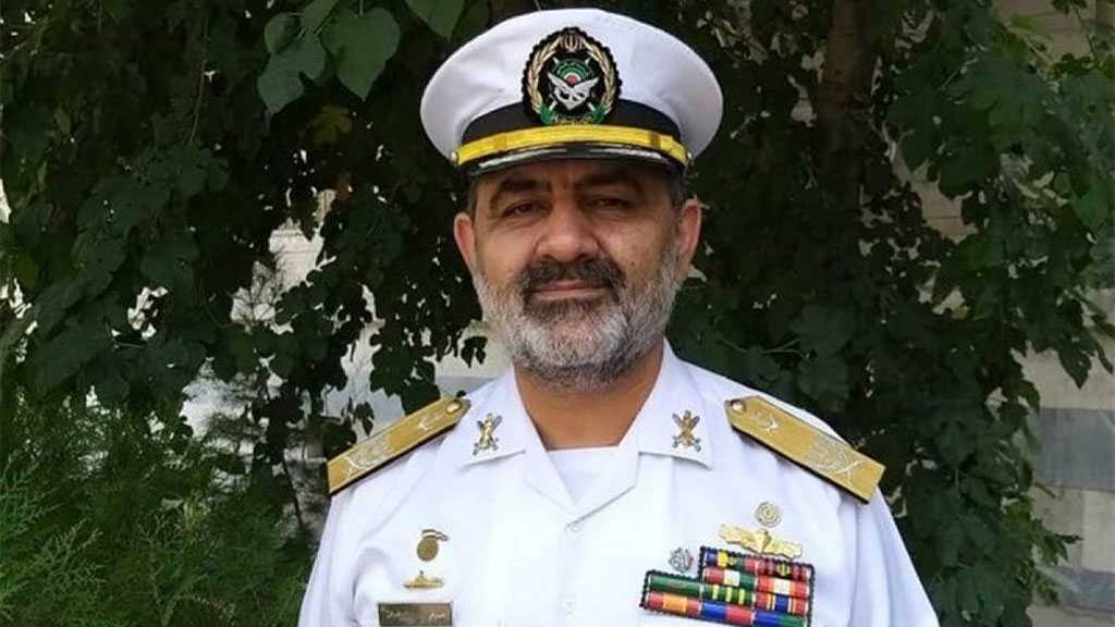Iran's Navy Chief Vows Action against Regional Insecurity