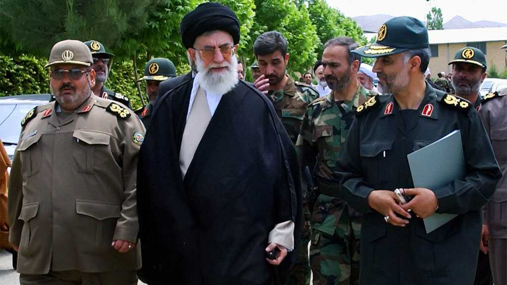 Imam Khamenei Condoles Demise of Major General Firouzabadi