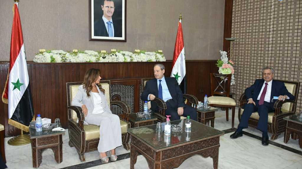 Syria, Lebanon Discuss Bilateral Cooperation