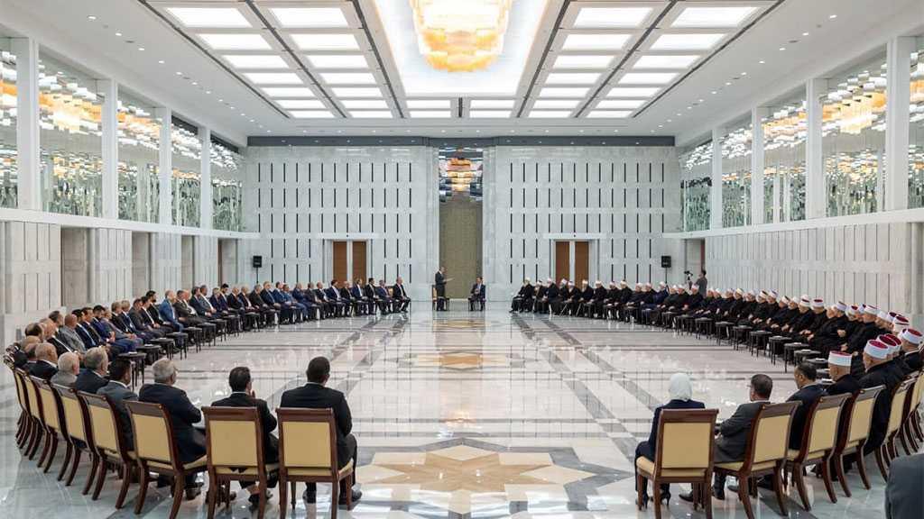 Assad Receives Lebanese Druze Delegation: Bilateral Relations Shouldn't Be Affected By Changes, Circumstances