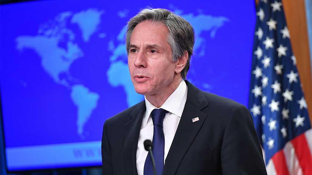 Blinken Heads to Qatar on Afghan Crisis Mission