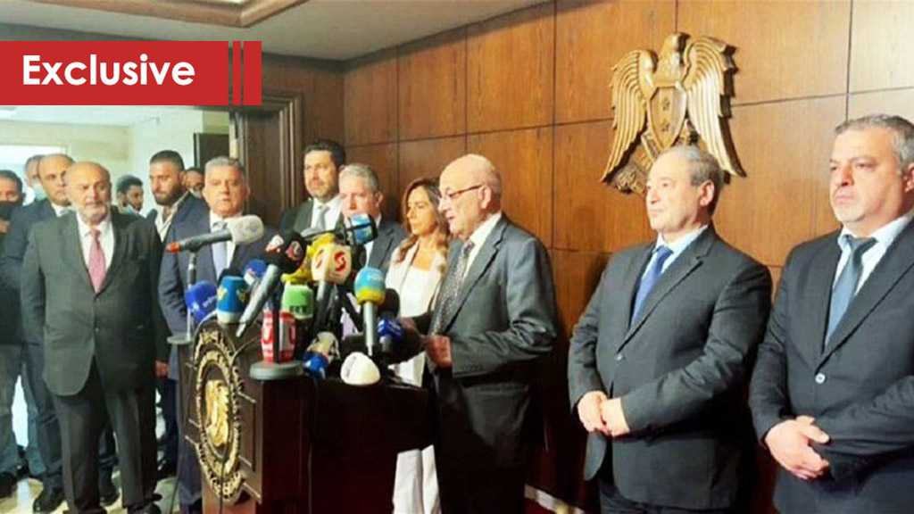SLHC SG Nasri Khoury: A 'Silent Effort' By the Lebanese-Syrian Higher Council