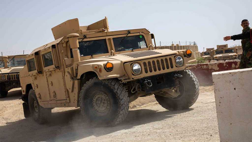 US Logistics Convoy Targeted amid Growing Calls for Occupation's Withdrawal from Iraq