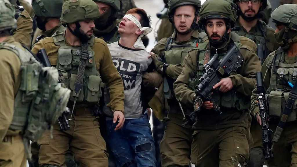 Some 1k Palestinian Minors Arrested by IOF since January