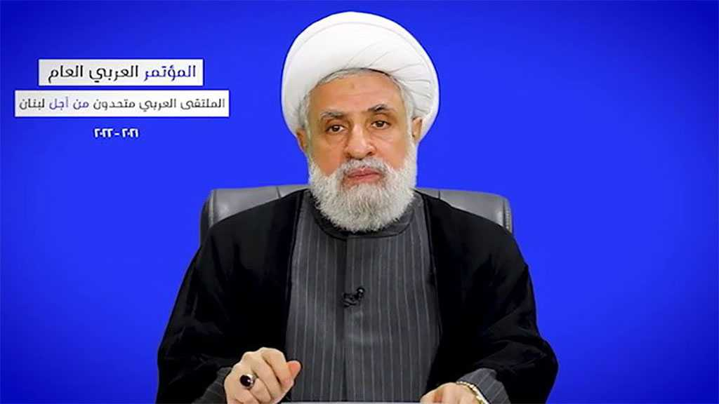 Hezbollah Deputy SG: Iranian Fuel Shipments to Lebanon A Political Achievement against US Injustice