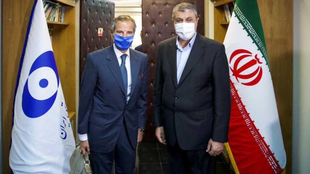 Atomic Chief: Iran Eyes 8GW in Nuke Power Capacity