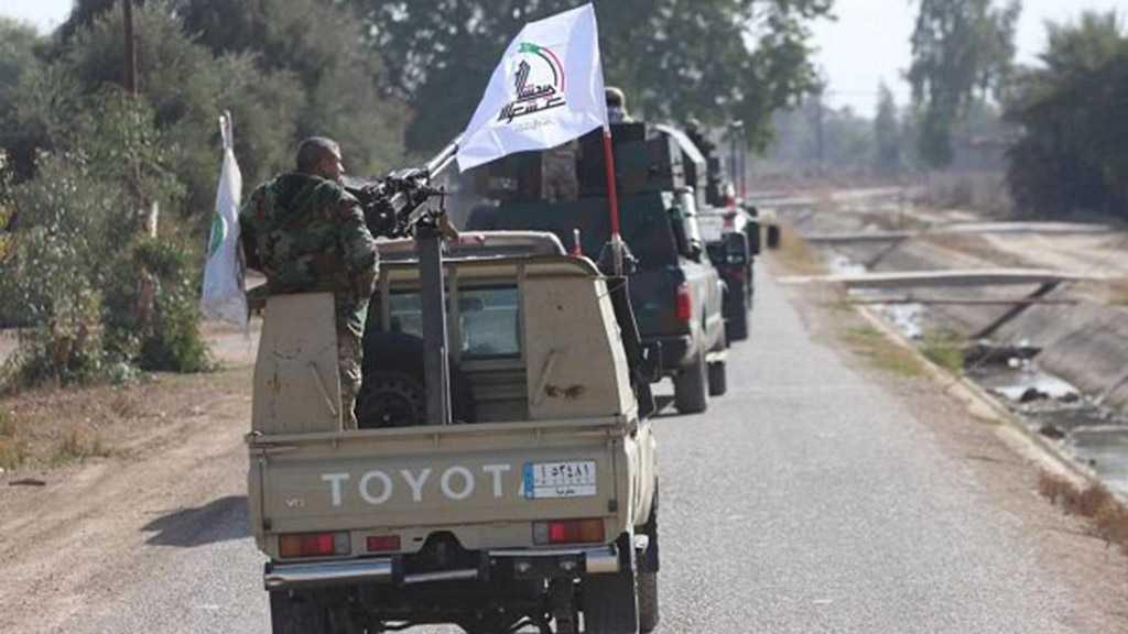 PMU Convoy Attacked Near Iraq-Syria Border, US Denies Involvement