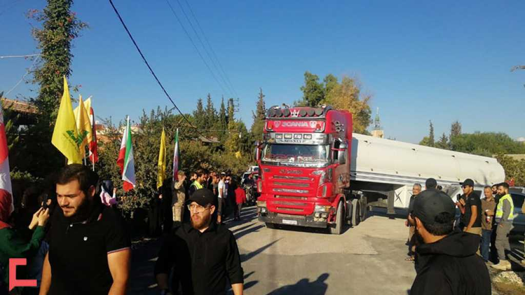 Tankers with Iranian Oil Enter Lebanese Territories