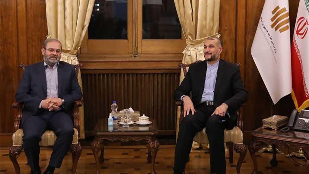 Iran Ready to Meet Lebanon's Demands in Various Fields – Amir Abdollahian