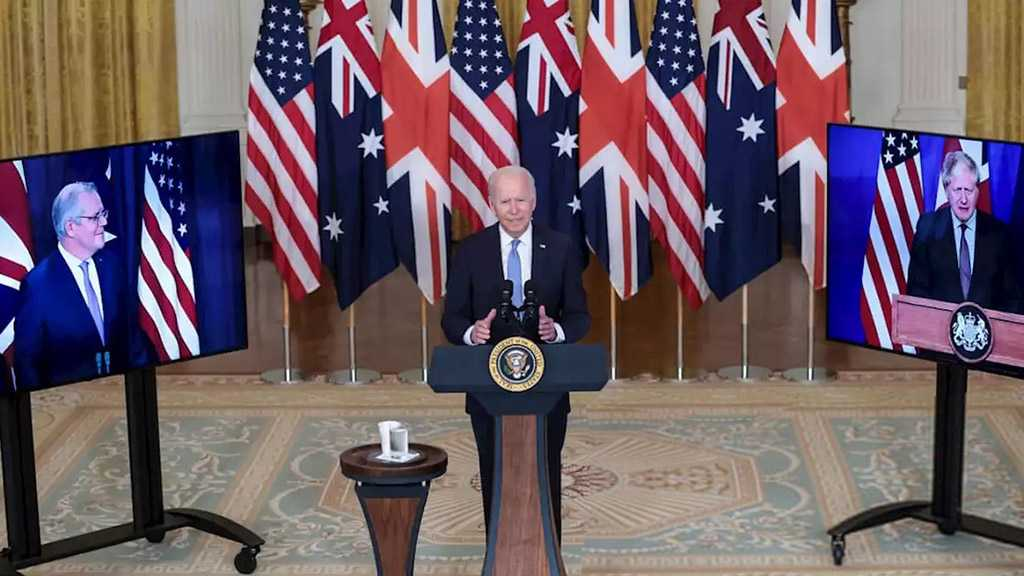 US, UK and Australia Forge Military Alliance to Counter China