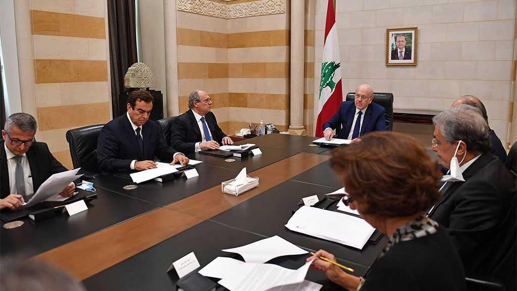 New Lebanese Government Approves Policy Statement