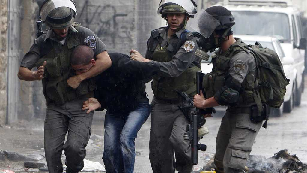 'Israeli' Occupation Forces Arrest Two Palestinians in Occupied Al-Quds