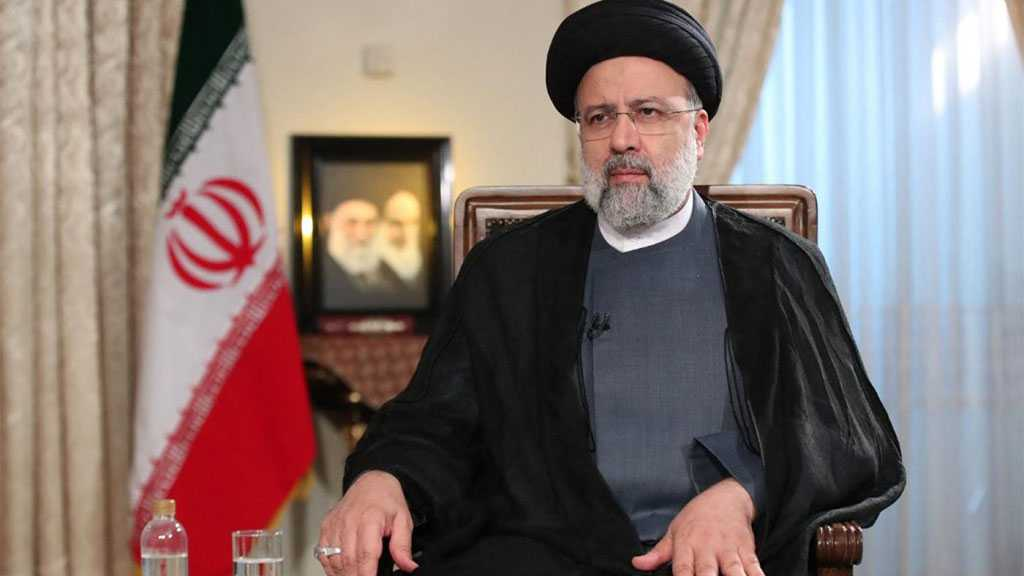 Raisi: Dialogue Sole Way to Resolve Afghan Crisis