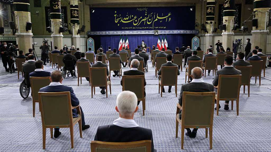 Imam Khamenei Warns of Hostile Campaign to Kill Hope Among Iranian Youths