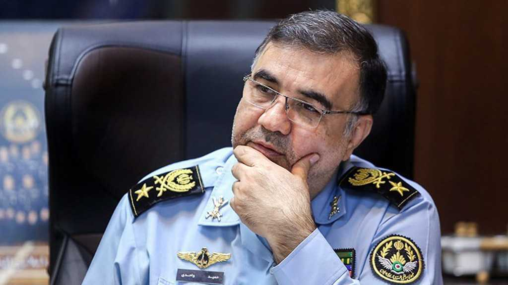 Iranian Air Force Gets New Commander