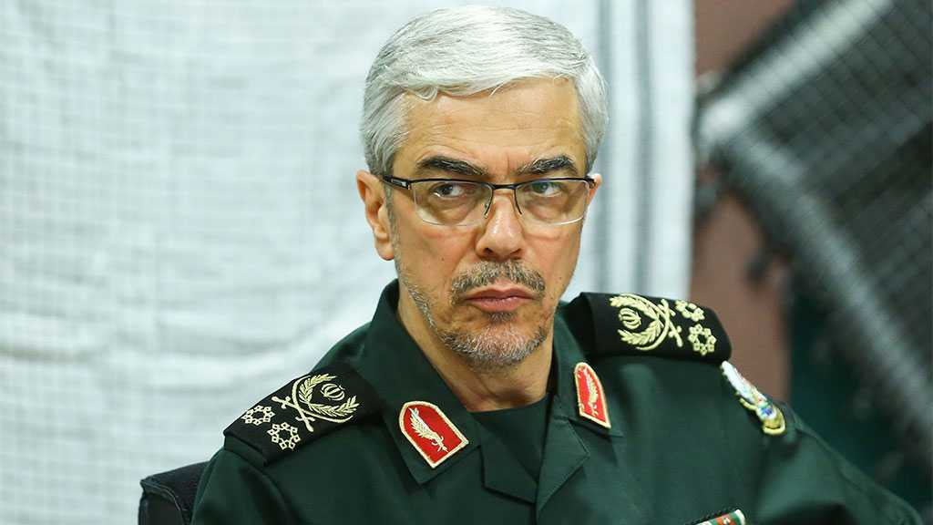Top Iranian General Urges US-dependent States to Learn Lesson from Afghanistan