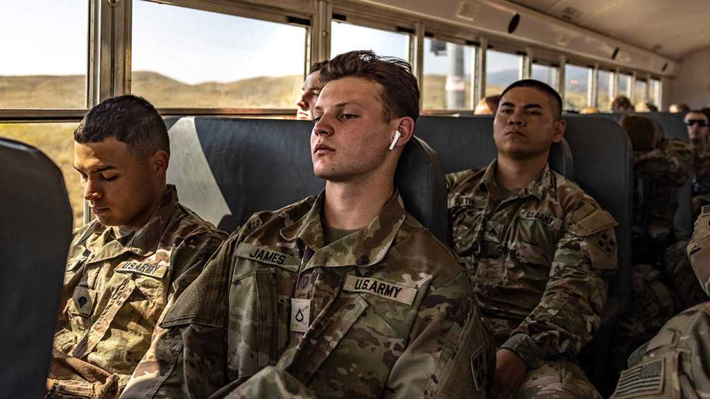 NY Times: US Deploying 2k Soldiers to Iraq for Nine Months