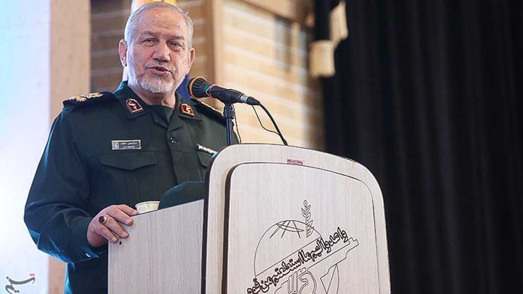 Iranian General: US Ought to Flee West Asia