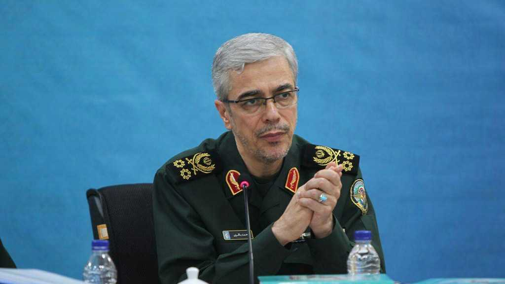 """Iran's Top General: US, """"Israel"""", Cohorts behind Wars, Insecurity in West Asia"""