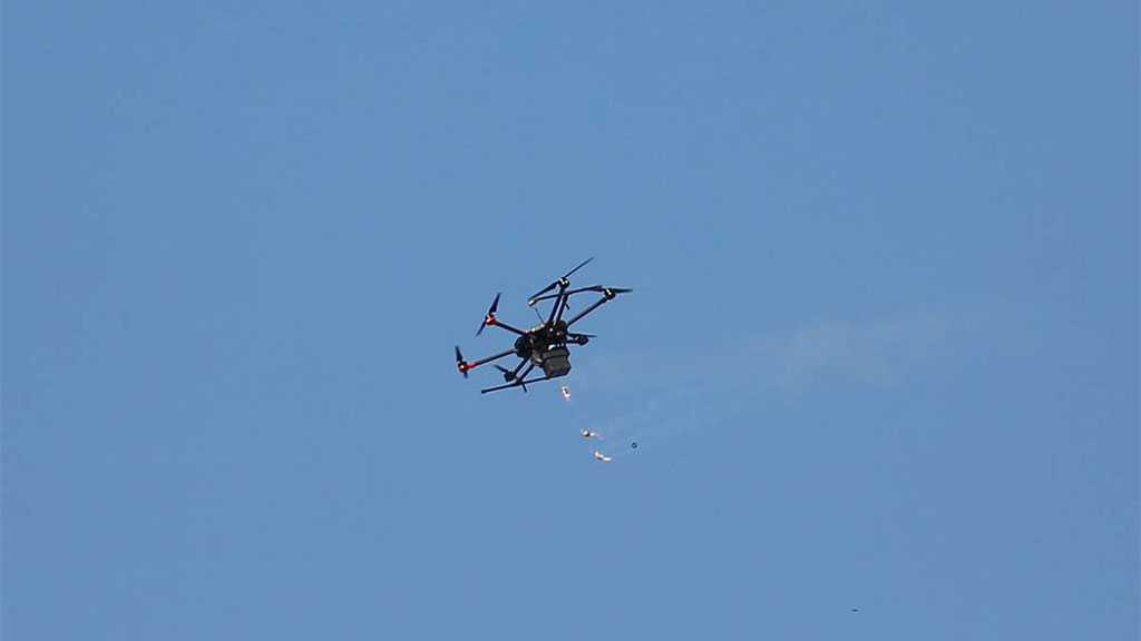 'Israeli' Drone Crashes in Syria - Reports