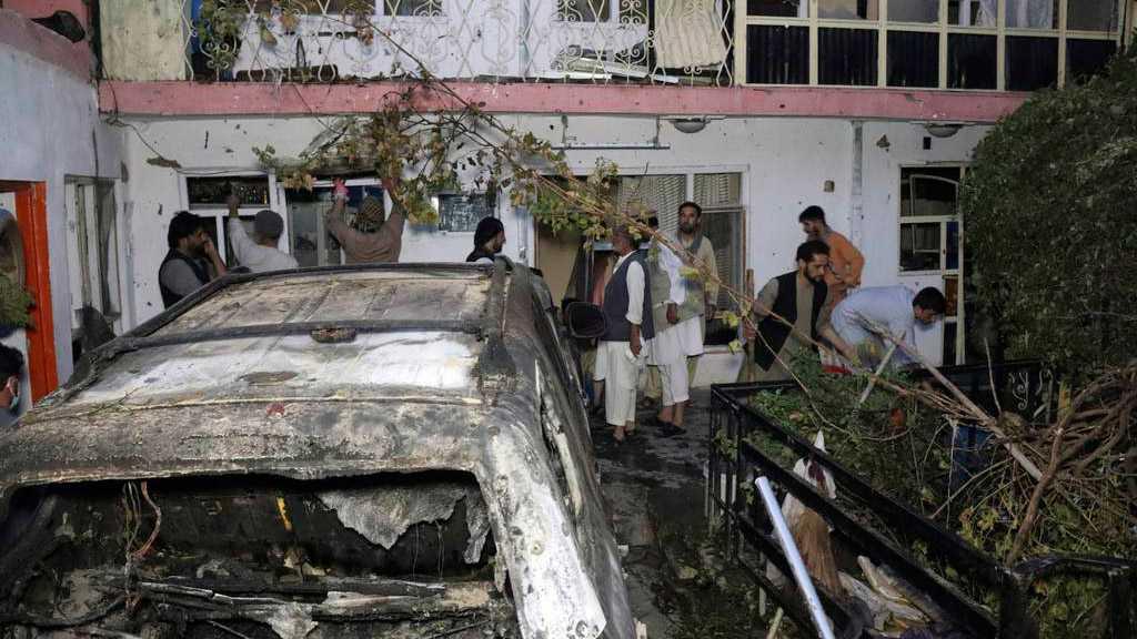"Pentagon Names Alleged ""ISIS-K Facilitator"" Killed in Afghanistan Drone Strike"