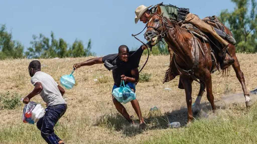 Men on Horses Chasing Black Asylum Seekers? Sadly, America Has Seen It Before