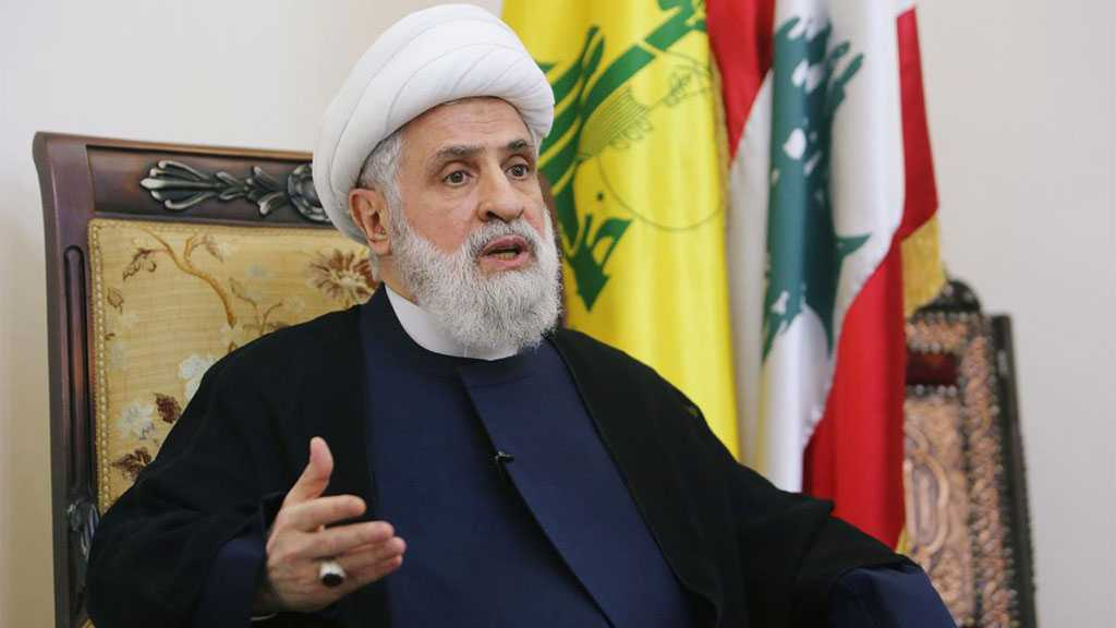 """Hezbollah Deputy SG: We're Ready to Face Any """"Israeli"""" War, We'll Continue to Bring in Fuel to Lebanon"""