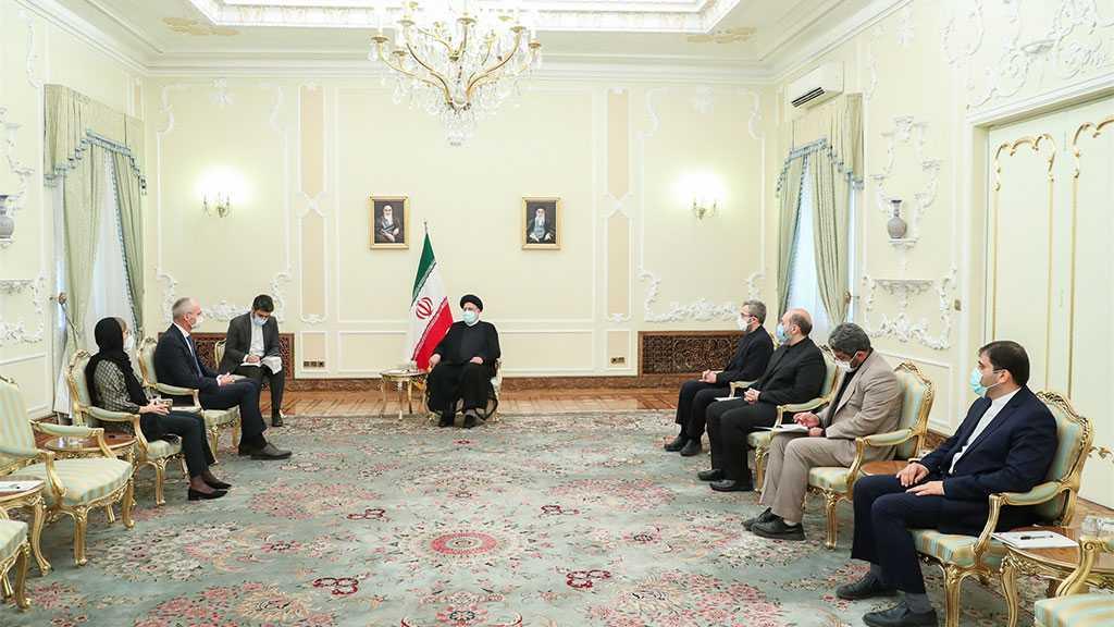 Raisi to British Ambassador: Mutual Respect, Interests Best Way to Work with Iran